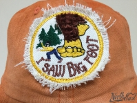 Embroidery - Frayed Patch